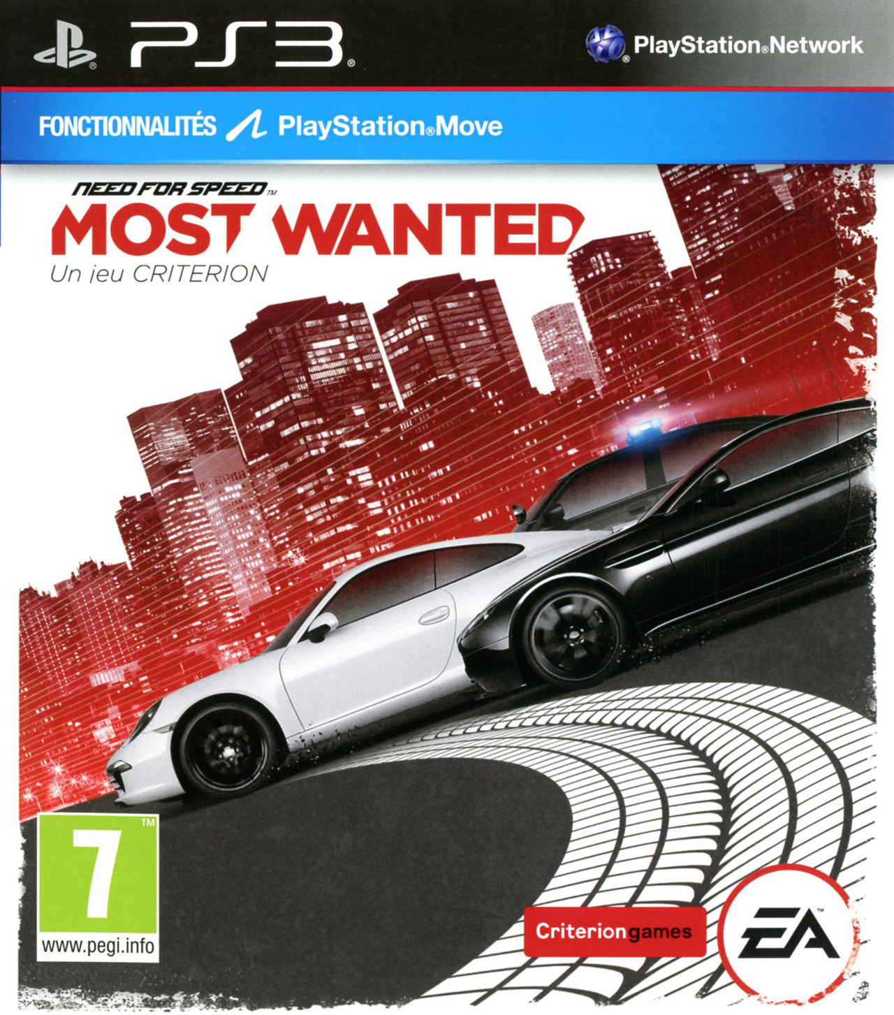 Need for Speed Most Wanted (SEMINUEVO)