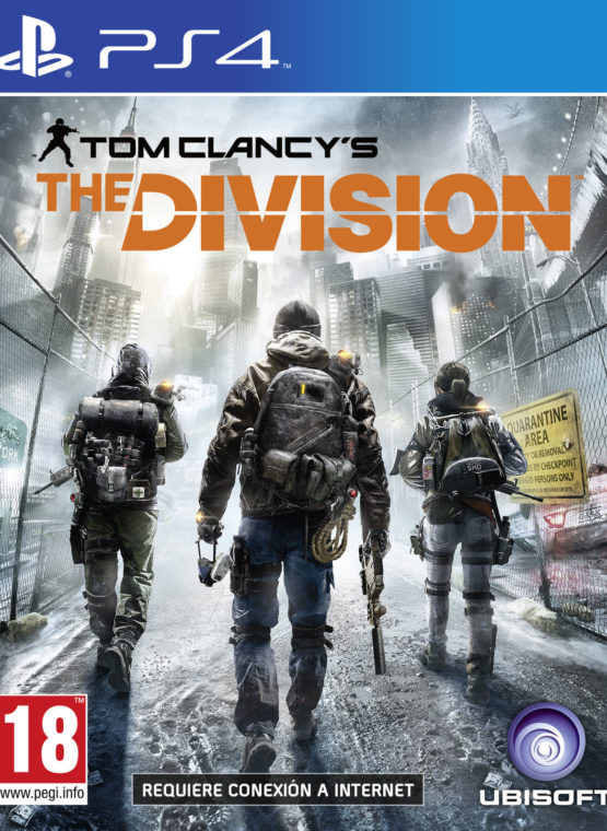 TCTheDivision-PS4