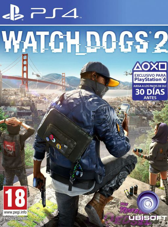 Watchdogs2-PS4