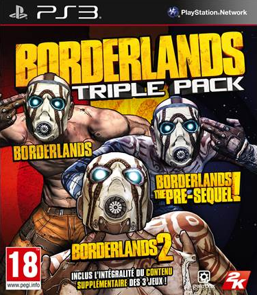 BorderlandsTriplePpck-PS3